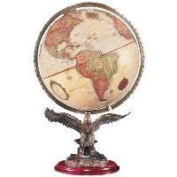 "12"" Freedom Desk Globe"
