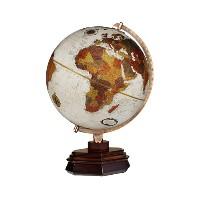 "12"" Usonian Desk Globe"