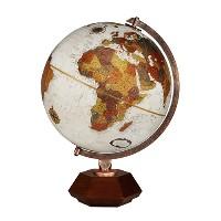 "12"" Hexhedra Desk Globe"