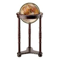 """12"""" Lancaster Floor Globe"""