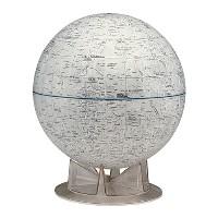 "12"" Moon Desk Globe"