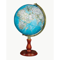 "12"" National Geographic Hudson Desk Globe"