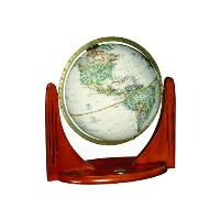 "12"" National Geographic Compass Star Desk Globe"