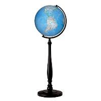 "12"" Discovery Westmoreland Floor Globe"