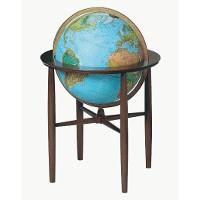 "16"" Austin Floor Globe"