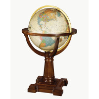 "20"" Annapolis Floor Globe"