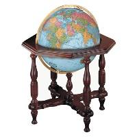 "20"" Statesman Floor Globe"