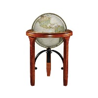 "16"" National Geographic Jameson Floor Globe"