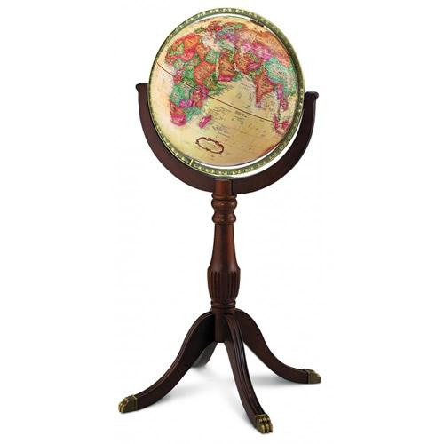 """16"""" Sherbrooke II Floor Globe"""