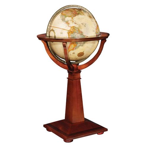 "16"" Logan Floor Globe"
