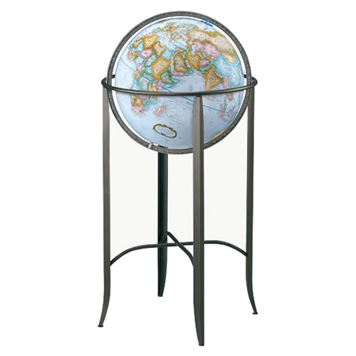 """16"""" Trafalgar Floor Globe"""