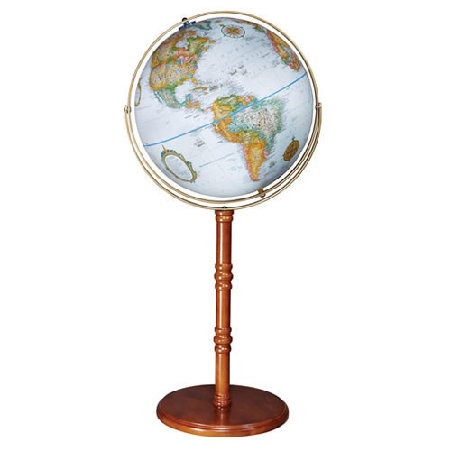 "16"" Edinburgh II Floor Globe"