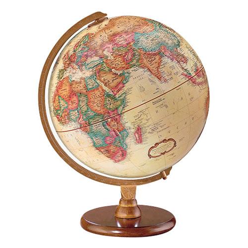"12"" Hastings Desk Globe"