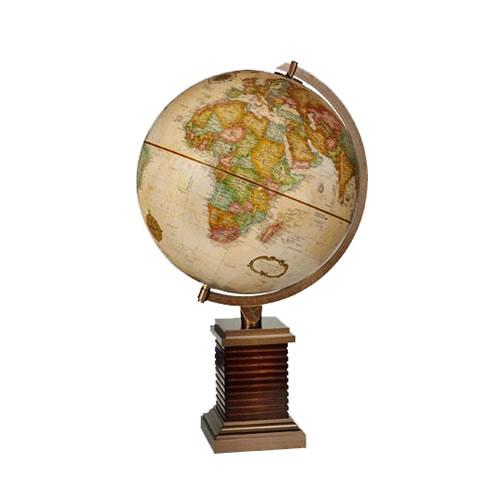 """12"""" Glencoe Desk Globe"""