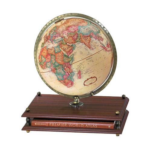 """12"""" Premier Desk Globe"""