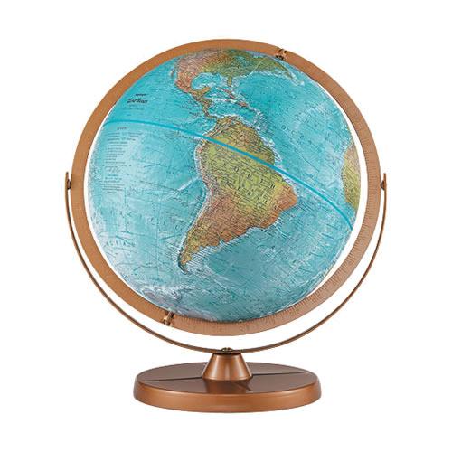 """12"""" Atlantis Desk Globe"""