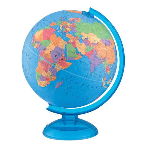 """12"""" Adventurer Desk Globe"""