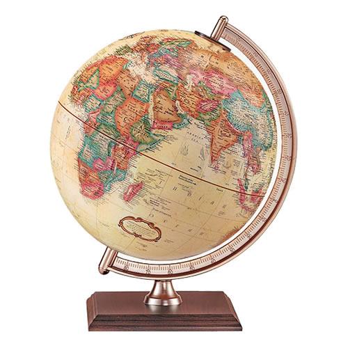 """9"""" Forester Desk Globe"""