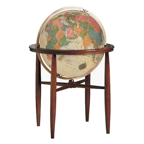 "20"" Finley Floor Globe"