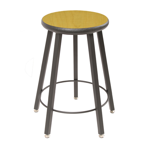 Fully Welded Square Tube 5-Leg Stools