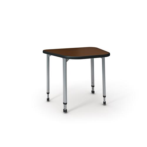 A&D Adjustable Height Student Desk