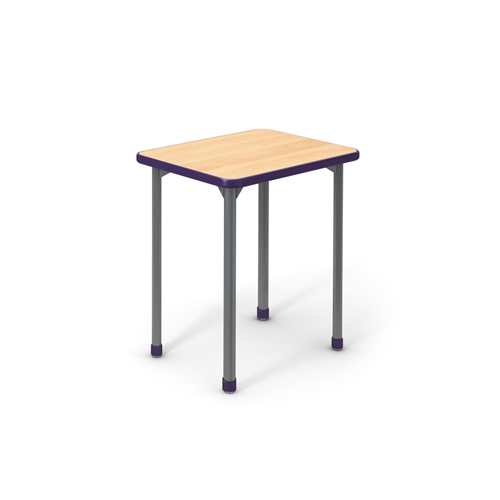 A&D Fixed Height Student Desk