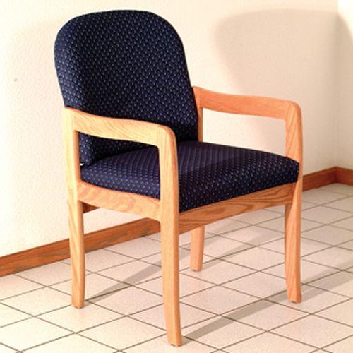 Prairie Guest Chair - Standard Leg Base