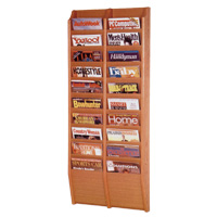 Wood Display Racks