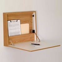 Fold-Up Wall Desk
