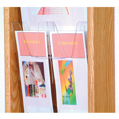 Optional Brochure Inserts for Displays