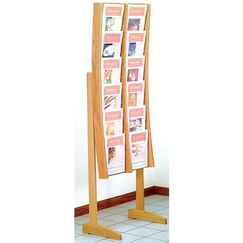 12 Pocket Floor Display