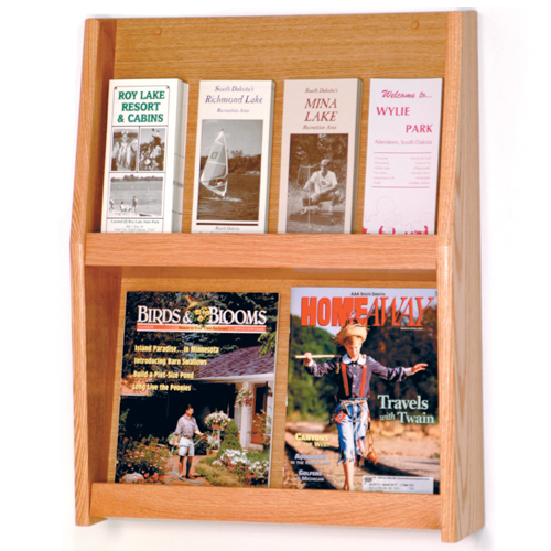 Oak Literature Display