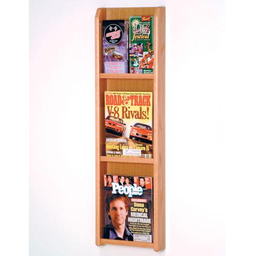 Brochure Wall Rack