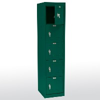 Welded Personal Storage Lockers