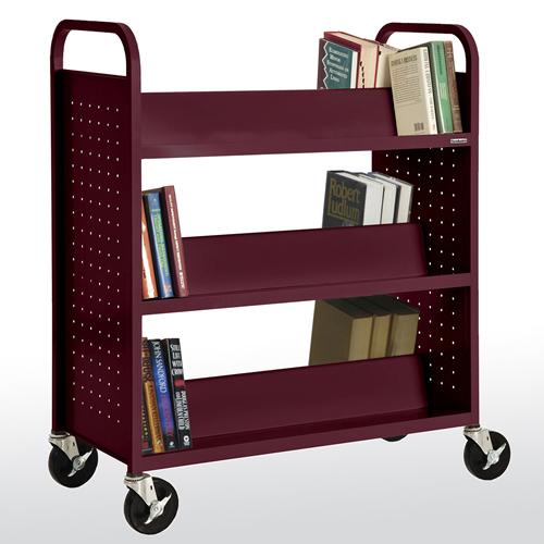Welded Booktrucks
