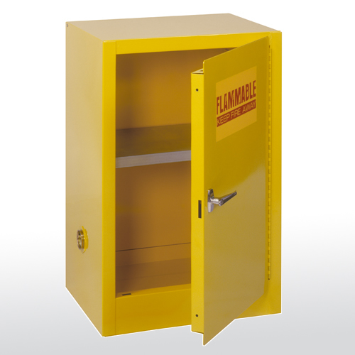 Compact Flammable Safety Cabinet with Single/Double Door(s)