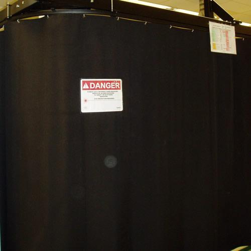 HeneSafe Laser Curtains