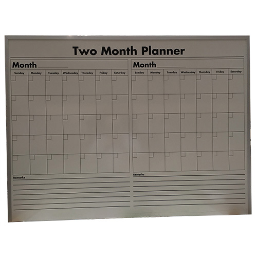 Calendar Magnetic Whiteboards