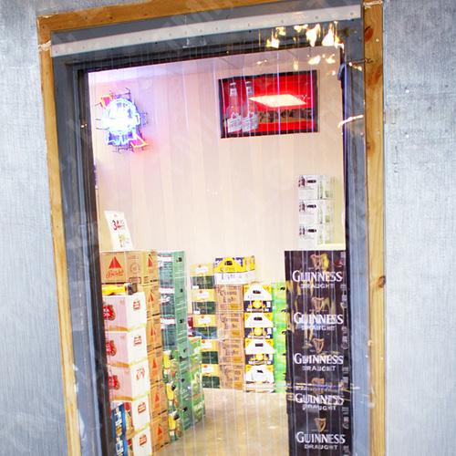 Curtronizer Light Duty Strip Doors