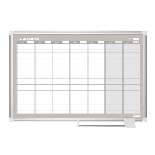 Calendar Planner Dry-Erase Boards