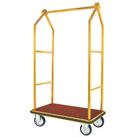 "72""H Bellmans Luggage Cart"