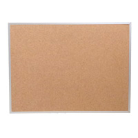 Standard Natural Cork Bulletin Boards