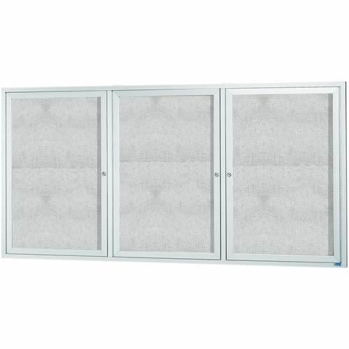 Outdoor Enclosed Aluminum Bulletin Boards
