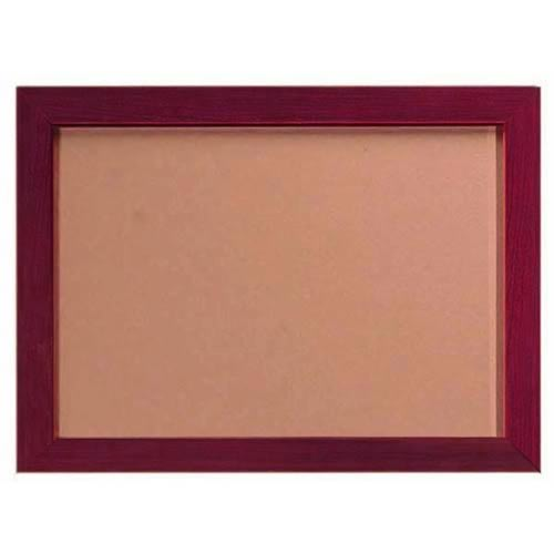 Heavy-Duty Professional Series Cork Boards with Wood-Look Trim