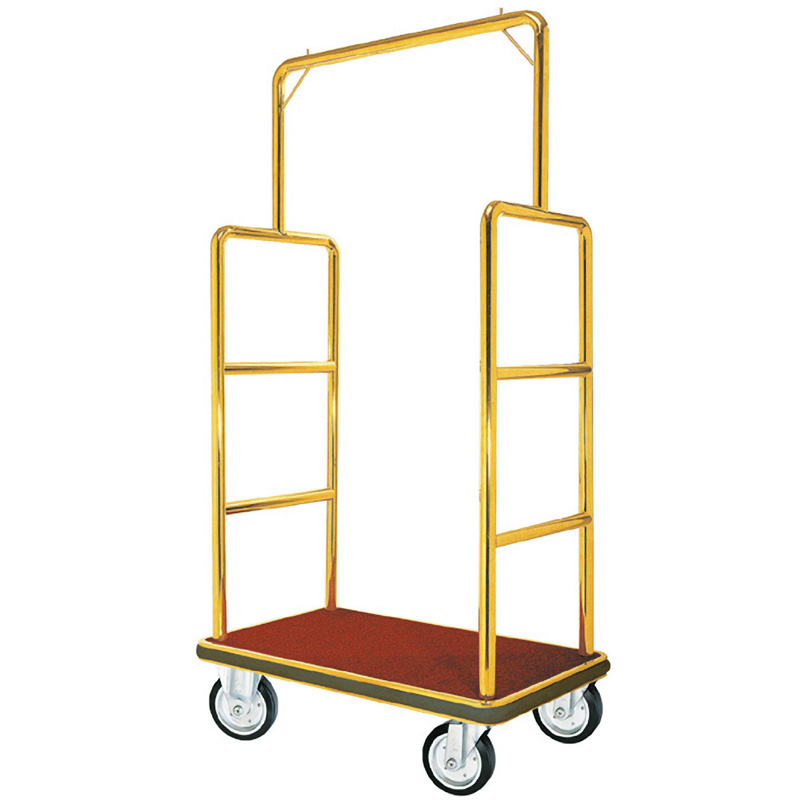 "70""H Bellmans Luggage Cart"