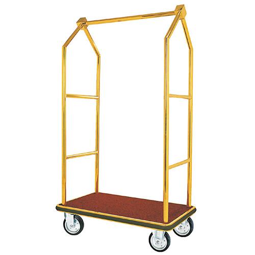 "72""H Bellmans Luggage Cart"