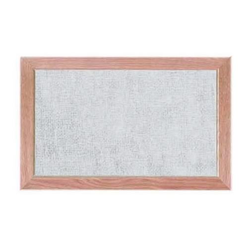 Standard Series Burlap-Weave Vinyl Covered Bulletin Boards