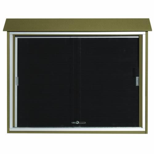 Park Ranger Series Sliding Door Letter Board