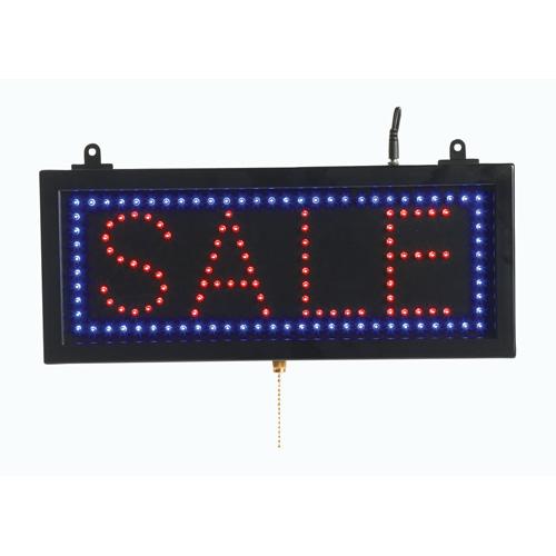 SALE - LED Window Sign