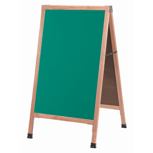 A-Frame Sidewalk Chalkboards